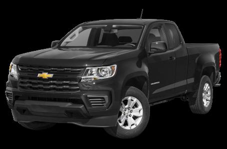 New 2022 Chevrolet Colorado Exterior