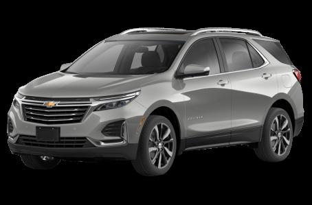 New 2022 Chevrolet Equinox Exterior