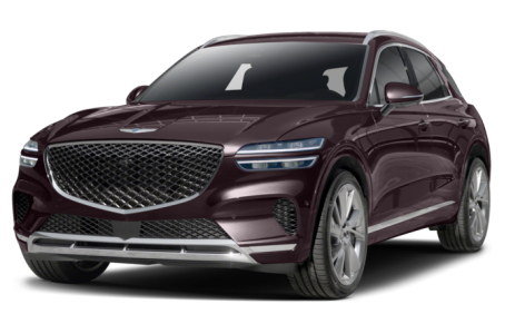 Picture of the 2022 Genesis GV70
