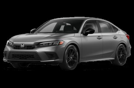 New 2022 Honda Civic Exterior