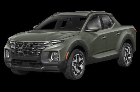 New 2022 Hyundai Santa Cruz Exterior