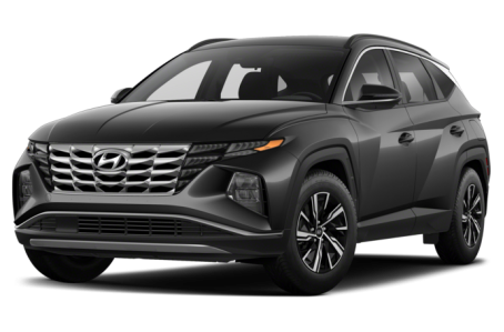 Picture of the 2022 Hyundai Tucson Hybrid