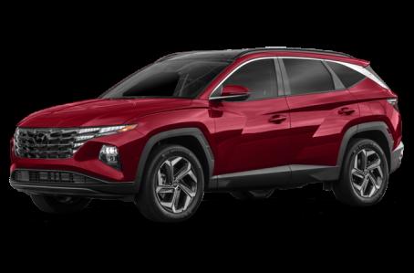 New 2022 Hyundai Tucson Exterior