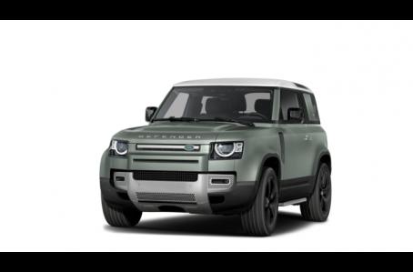 New 2022 Land Rover Defender Exterior