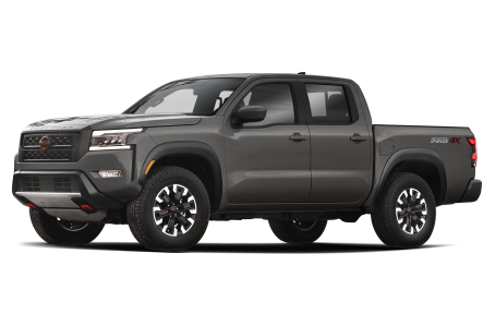 Picture of the 2022 Nissan Frontier