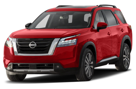 New 2022 Nissan Pathfinder Exterior