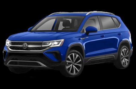 New 2022 Volkswagen Taos Exterior