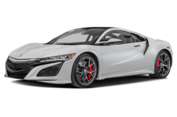 New 2017 Acura NSX