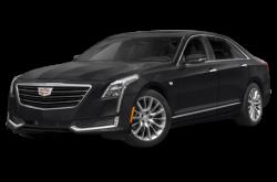 New 2017 Cadillac CT6