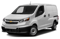 New 2017 Chevrolet City Express