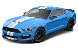 New 2017 Ford Shelby GT350