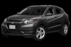 New 2017 Honda HR-V