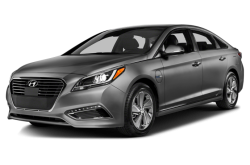 New 2017 Hyundai Sonata Plug-In Hybrid