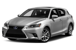New 2017 Lexus CT 200h