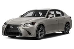 New 2017 Lexus GS 200t