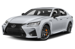 New 2017 Lexus GS F