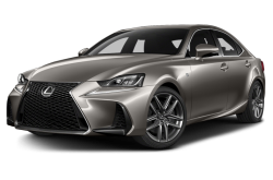 New 2017 Lexus IS 200t