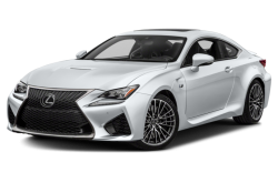 New 2017 Lexus RC F