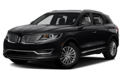 New 2017 Lincoln MKX