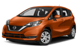 New 2017 Nissan Versa Note