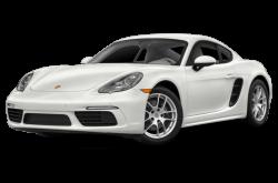 New 2017 Porsche 718 Cayman