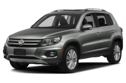 New 2017 Volkswagen Tiguan Limited
