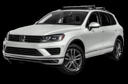 New 2017 Volkswagen Touareg
