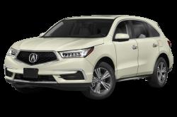 New 2018 Acura MDX