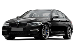 New 2018 BMW M550