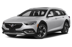 New 2018 Buick Regal TourX