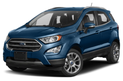 New 2018 Ford EcoSport