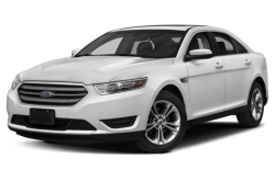 New 2018 Ford Taurus