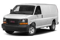 New 2018 GMC Savana 2500