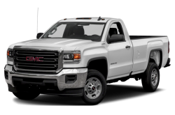 New 2018 GMC Sierra 2500HD