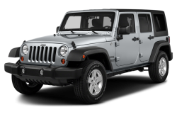 New 2018 Jeep Wrangler JK Unlimited