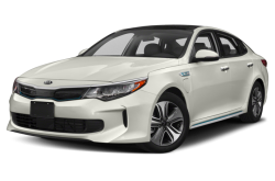 New 2018 Kia Optima Plug-In Hybrid