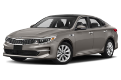New 2018 Kia Optima