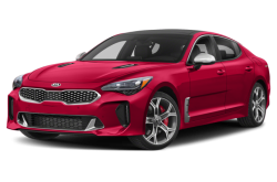 New 2018 Kia Stinger