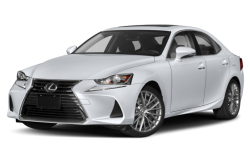 New 2018 Lexus IS 300