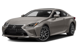 New 2018 Lexus RC 350