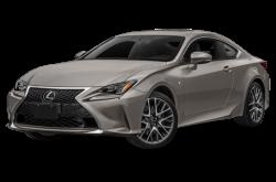 New 2018 Lexus RC 350
