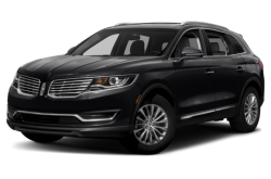 New 2018 Lincoln MKX
