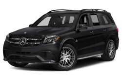 New 2018 Mercedes-Benz AMG GLS 63