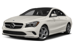 New 2018 Mercedes-Benz CLA 250