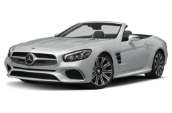 New 2018 Mercedes-Benz SL 450