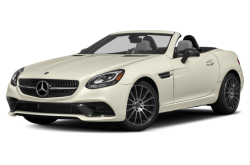 New 2018 Mercedes-Benz SLC 300