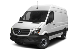 New 2018 Mercedes-Benz Sprinter 3500