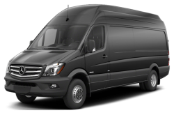 New 2018 Mercedes-Benz Sprinter 3500XD