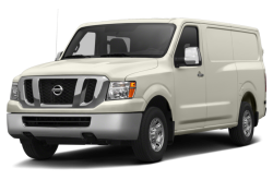 New 2018 Nissan NV Cargo NV2500 HD