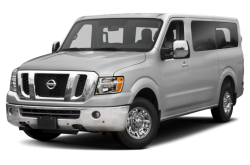 New 2018 Nissan NV Passenger NV3500 HD